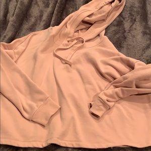 Victoria's Secret Sport Cropped Hoodie